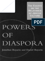Jonathan Boyarin, Daniel Boyarin-Powers of Diaspora_ Two Essays on the Relevance of Jewish Culture-Univ of Minnesota Press (2002)