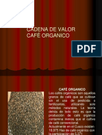 Cadena de Valor Cafe