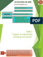 Lograr La Educacion Primaria