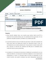 Modelo de Examen Parcial-estadistica II