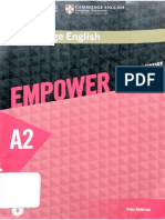Empower Workbook Rojo