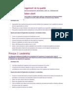 Checklist Iso Fr