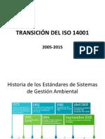 Transición Del Iso 14001