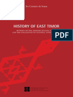 History of East Timor