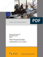 The Food Crisis - Implication for Labor - Scherrer Saha Eds. FINAL