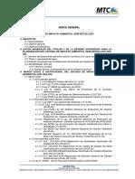 Indice General Huancavelica