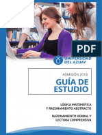 Guia Estudio 2018
