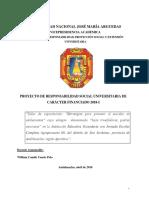 Bases Proyectos Camilo