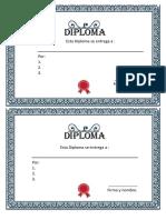 Diplomas Dinamicas