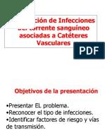 prevencionde  Infecciones del torrente sanguíneo