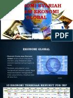 Ppt Ekonomi Syariah Dalam Ekonomi Global