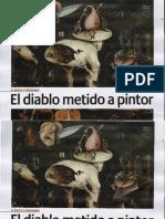 Descubrir el Arte - El Bosco, V centenario. Mensajes cifrados del pintor de los sueños