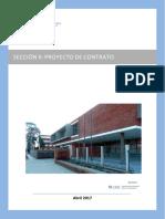 Proyecto de Contrato PPP Llamado 2