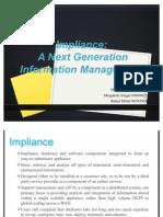 Impliance: A Next Generation Information Management