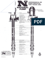 National Pump_Bomba Turbina Eje Vertical