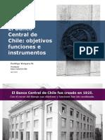 Banco Central, Objetivos, Funciones e Instrumentos