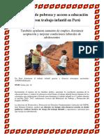 Reducción de pobreza y acceso a educación redujeron trabajo infantil en Perú.docx