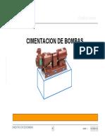Cimentación de Bombas Rev 2 PDF