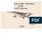 Manual Ford Trimotor