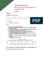 Exercício Gama z  e Processo de HOGESLAG