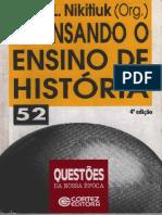 NIKITIUK, Sônia L. (org). Repensando o ensino de história.pdf