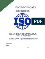 ISOIEC 17799