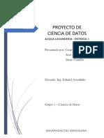 Proyecto de Ciencia de Datos