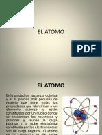 Diapositivas - El Atomo