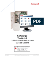 800-06177V4 NetAXS-123 User Guide Spanish