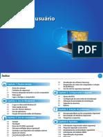 Manual Notebook Samsung