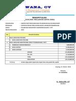 RAB Penawaran Supervisi Rehab Total Paving Block Lapangan Penumpukan.xls
