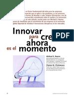 Art - Innovar Para Crecer. HDBR