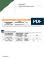 Tabla Especificaciones Didáctica Del Lenguaje y Comunicación