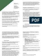 Resumen de Obligaciones y Garantías Wierzba Dal ZOTTO