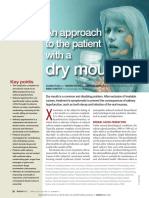 An Approach to the Patient With Dry Mouth
