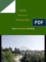 Peru - Lugares