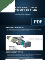 Sensores Capacitivos, Inductivos y de Nivel