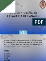 1.- Canal Trapecial (Q n b k) S