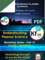 Understanding Plasma Science Part 12