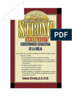 Dicionário Bíblico Strong - Léxico Hebraico, Aramaico e Grego - James Strong
