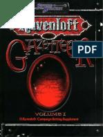 Ravenloft - Gazetteer - Volume I
