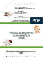 TECNICAS-METODOLOGIA