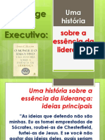 Liderança servidora - apresentação.ppt