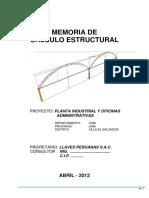 Memoria Calculo Estructural_LlavesPeruanas2012.docx