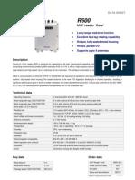DSR600L