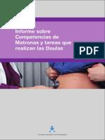 Informe Doulas 2015