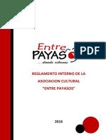 Reglamento Entre Payasos 2016