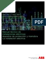 Manual técnico de instalaciones eléctricas ABB.pdf