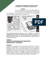 Guía Reporte Técnico Ingeniería