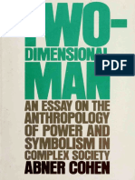 Two Dimensional Man